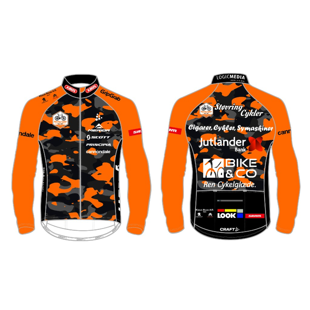 Jersey Støvring Cykler Edition