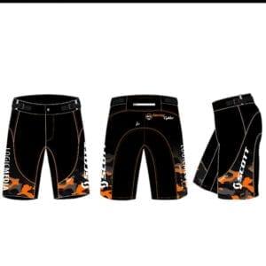 Loose fit shorts Støvring Cykler Edition