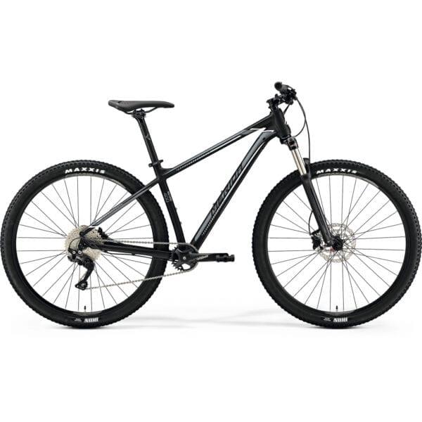 Merida Big Nine 400 i sort og grå | 2020-model | varenummer 69111