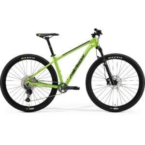 Merida Big Nine 400 i sort og grøn | 2021-model | varenummer 71010