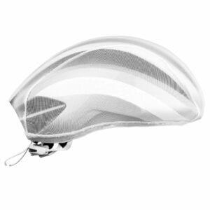 Gripgrab cykelhjelm overtræk hvid