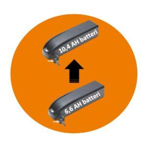 50791-BL Promovec batteri til elcykel | Køb batteriopgradering hos smartcykler.dk i dag!