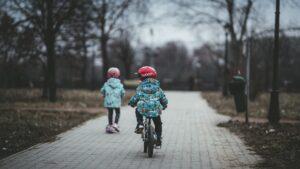 Børnecykel guide